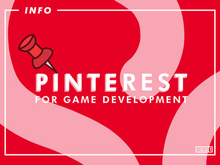 Advantages of Using Pinterest for Game Development