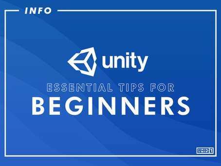 17 Essential Tips for Unity Beginners