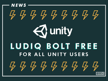 BOLT sets FREE for all Unity users