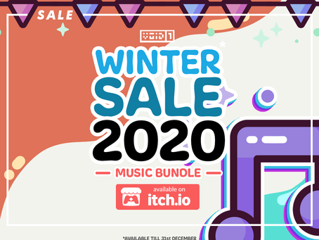 Winter Sale 2020 - Music Bundle