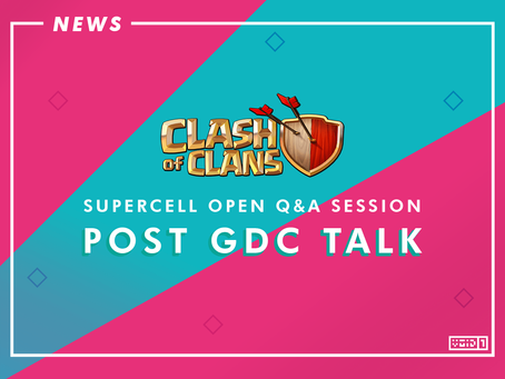 Supercell's Eino Joas to host open Q&A session post Clash of Clans GDC 2020 Virtual Talk