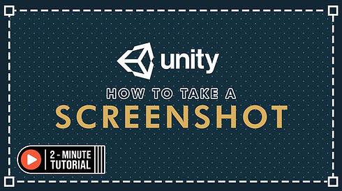 Taking a Screenshot in Unity 16X9.jpg