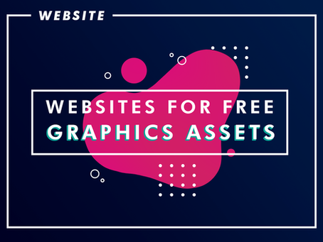 5 Great Websites For Free Graphics Assets