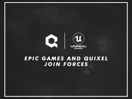 Quixel has joined the Epic games family.
