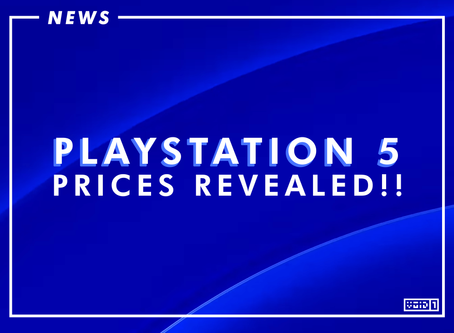 Sony Reveals PlayStation 5 Prices and More
