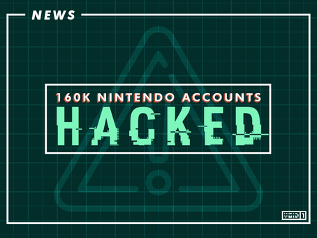 160k Nintendo accounts hacked as a result of Network ID security breach