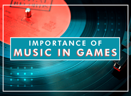 Importance of Music in Games