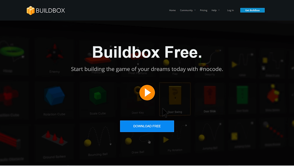 Buildbox Game Engine