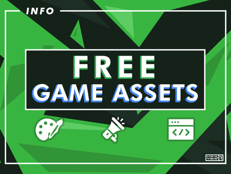 Free Game Assets for Game Development