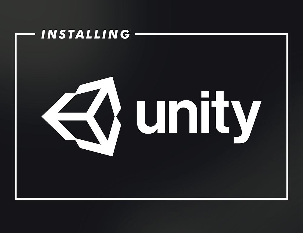 Installing Unity 2019