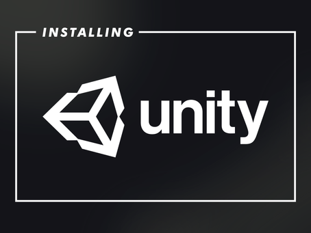 How to Install Unity 2019