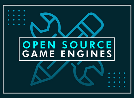5 Great Open Source Game Engines