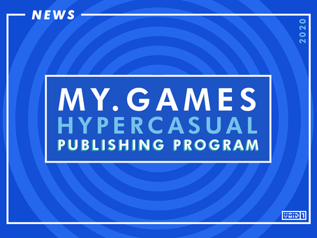 MY.GAMES Hyper-Casual Publishing Programme