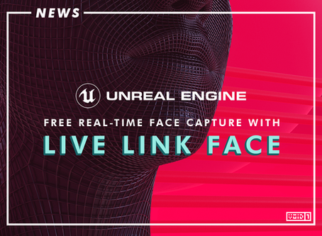 FREE Real-Time Face Capture with Unreal Engine using iPhone