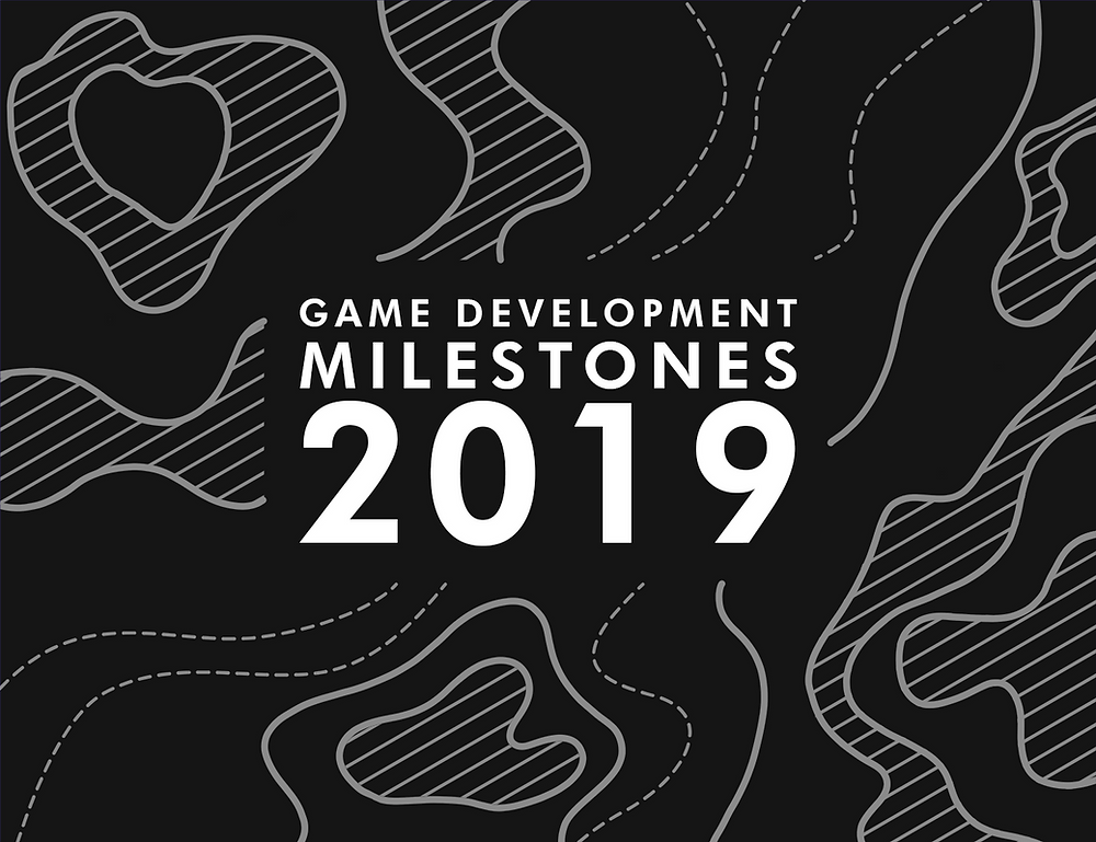 Game Development Milestones 2019