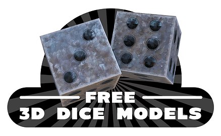 Free 3D Dice Models Pack.png