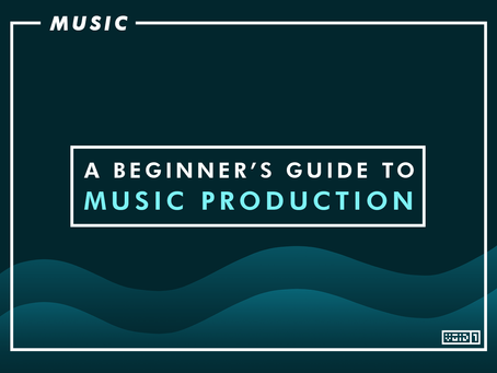 8 Basic Essentials for Music Production: A Beginner's Guide