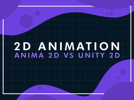 Anima 2D vs Unity 2D Animation Package