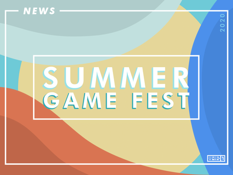 Summer Game Fest Event replaces E3 this year