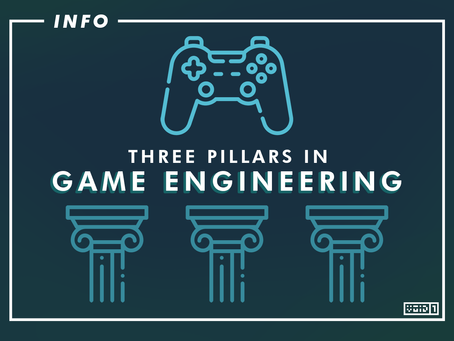 3 Pillars in Game Engineering: Intro to Modular Game Design
