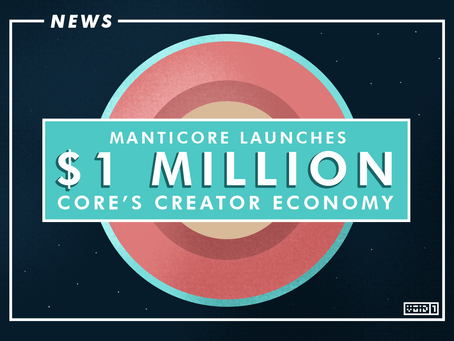 Manticore launches Core's Creator Economy