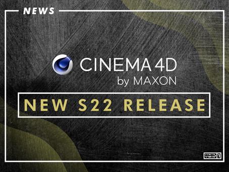Cinema 4D: S22 Release