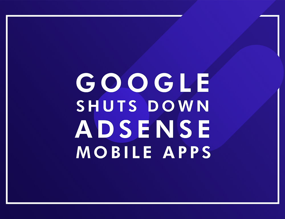 adsense discontinued