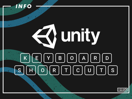 Unity Keyboard Shortcuts