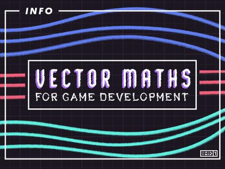 Fundamentals of Vector Math in Game Development