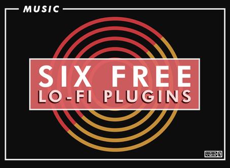 6 Free Lo-Fi Plugins