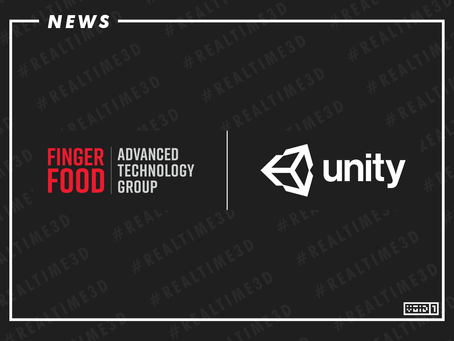 Unity Acquires Finger Food Advanced Technology Group