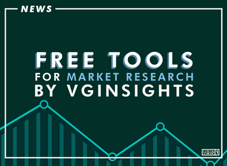 Video Game Insights Launches Free Tools for Game Market Research