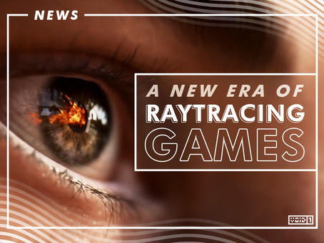 A New Era of Raytracing Games