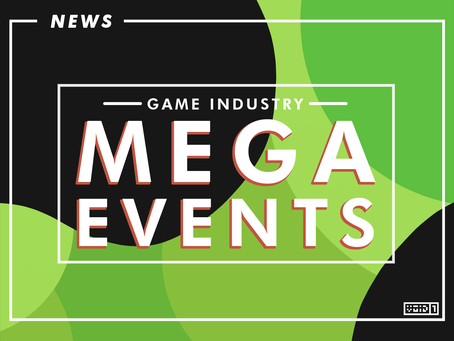 Intro to Game Industry Mega Events