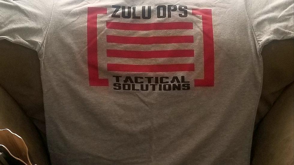 ZULU Ops t-shirt