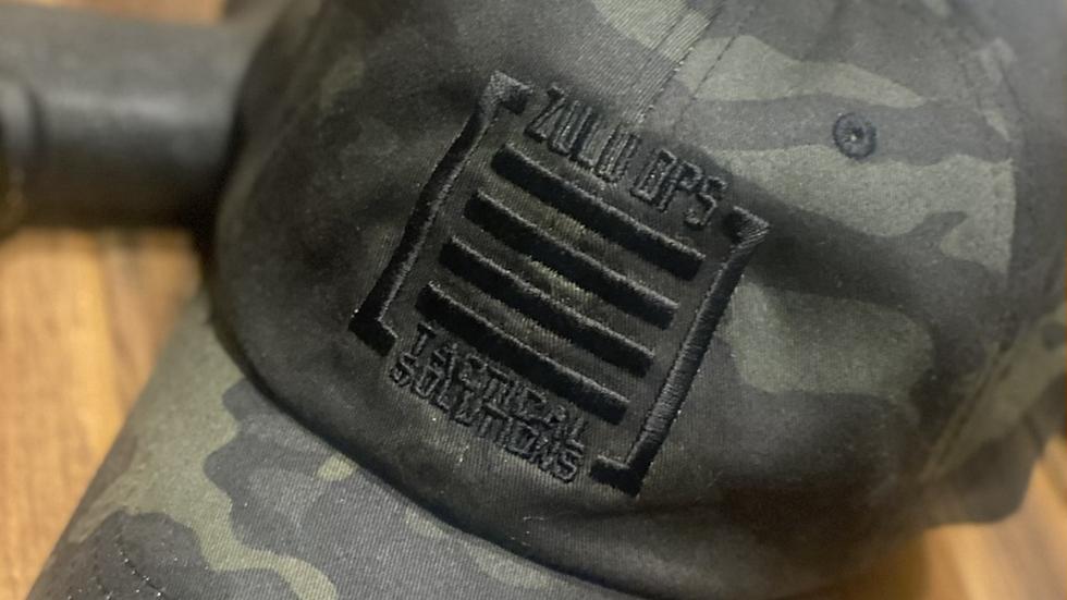 Blacked Out BMC ZULU Ops Hat