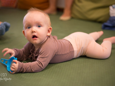 Oficina ajuda pais a colocarem em prática as pedagogias Pikler e Montessori