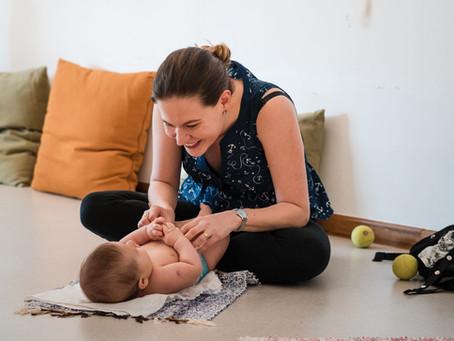 Casa Moara terá turmas de yoga baby e kids