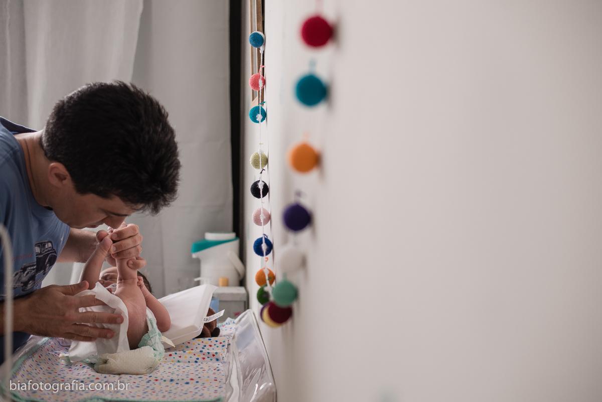 Pós-parto e cuidados com o bebê