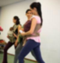 Dança Materna