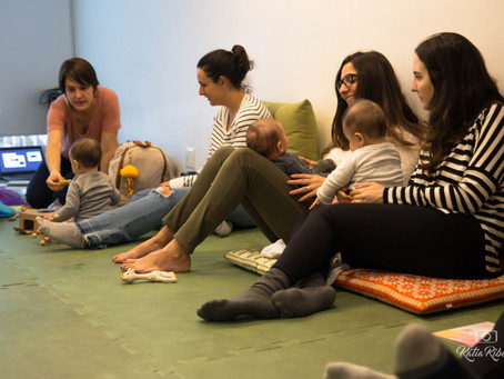 Oficina para babás ensina sobre cuidados dentro das  pedagogias Pikler e Montessori
