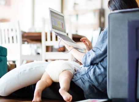 Coaching para mães; como se redescobrir na gestação e após os filhos