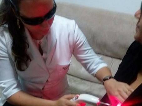 Casa Moara oferece curso de laserterapia para profissionais da saúde
