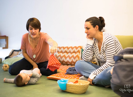 Encontros ajudam pais a refletirem sobre a educação e criação respeitosa