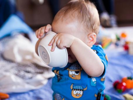 Introdução alimentar; curso ajuda pais a tirarem dúvidas sobre essa fase