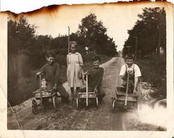 Armand, Katherine, Russell & Friend Raci