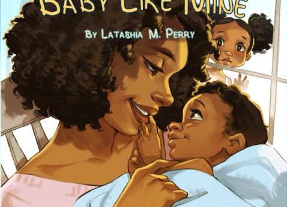Baby Like Mine Book