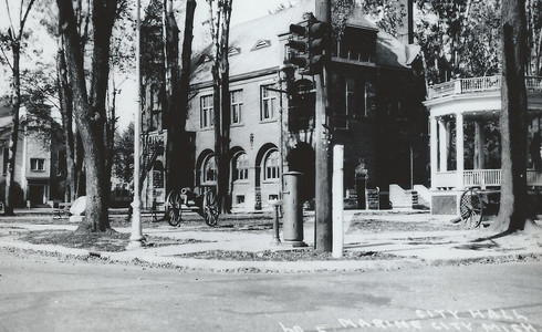 City Hall & Park