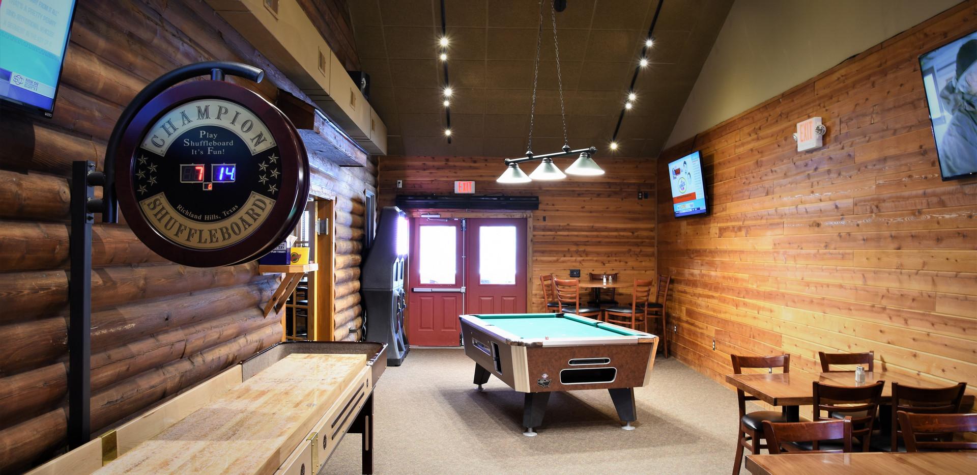 Ts Rockin Roadhouse-Game Room