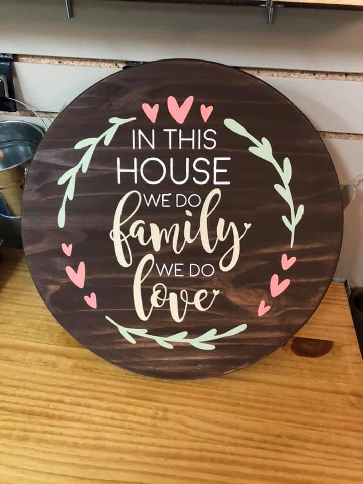 Round_Family Love